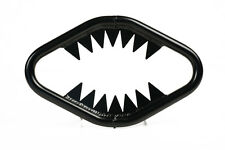 XFR Yamaha Banshee YFZ 350 JAWS ALUMINUM FRONT BUMPER JSE203-HGB GLOSS BLACK