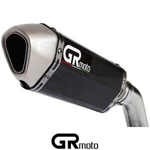 Exhaust for KAWASAKI Z 300 / NINJA 300 2012 - 2017 GRmoto Muffler Carbon