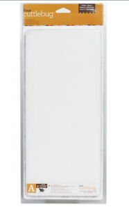 Cricut Cuttlebug A Plate Spacer 6x13 Die Cutting Cut Mat *Brand New*