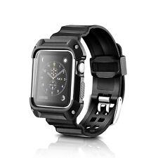 US iWatch Banda Correa Y Estuche Cubierta Protector para Apple Watch 42/38mm serie 1 2 3