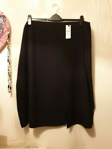 Ladies Black Skirt Size 26/28 From Yours