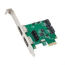 Syba SD-PEX40100 2 Port SATA III RAID PCI-E 2.0 x1