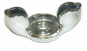 64-68 Chrome Air Cleaner Hold Down Twist Wing Nut Original NOS SS 442 GS GTO