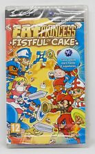 FAT PRINCESS FISTFUL OF CAKE - PSP SONY - PAL ESPAÑA - NUEVO PRECINTADO PRINCES