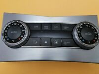 2008-2011 Mercedes C300 W204 Climate Control AC Heater Switch Panel Auto OEM