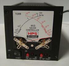 Mks Instruments Hps Division 953 Gauge Controller