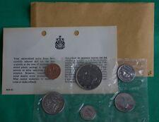 1968 CANADA 6 Coin Proof-Like PL Set RCM Original Envelope Certificate Canadian
