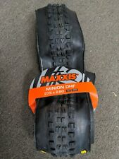 (1) Maxxis Minion DHF 27.5 x 2.60 dual comp EXO TR Front Tire