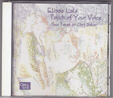 Elissa Lala - Touch Of Your Voice - CD (Omni Tone 15210 2005)