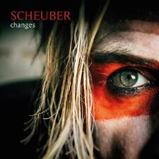 SCHEUBER Changes - CD (2017) (Project Pitchfork)