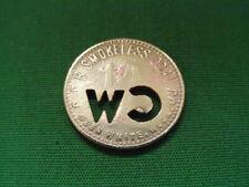 WV Coal Scrip 10¢ C.C.B. Smokeless Coal Company-Glen White-WV-Raleigh County