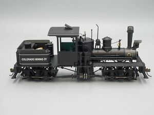 SPECTRUM On30 Colorado Minning Co. Two-Truck Shay Locomotive #25662 - Boxed