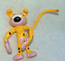 Figurine MARSUPILAMI caoutchouc flexible. Ht 11 cm. Disney