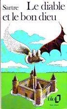 SARTRE * Le Diable et Le bon Coin * Folio * Texte intégral théâtre littérature