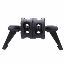 Dual Swiveling Grip Head Angle Clamp for Photo Studio Boom Arm Reflector BT