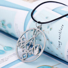 5 in 1 Harry Potter Percy Jackson Hunger Game Mortal Instrument Necklace Pendant