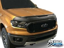 2019 Ford Ranger OEM Hood Protector / Bug Deflector - Black Textured Finish
