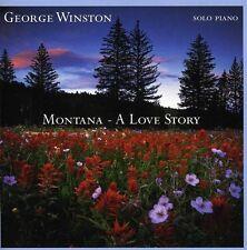 George Winston - Montana: A Love Story [New CD]