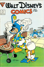 Walt Disney's Comics and Stories #511, 1st Gladstone, October 1986, 75¢ cover