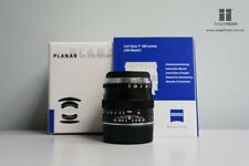 Brand New Carl Zeiss Planar T* ZM 50mm F2.0 Lens (BLACK) for Leica M