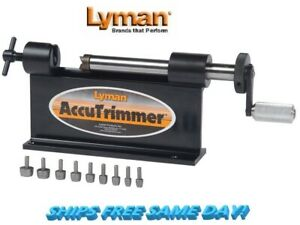 Lyman AccuTrimmer Kit with 9 Pilots   # 7862210   New!