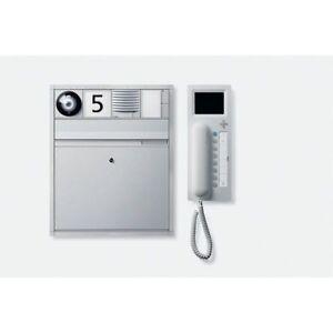 Siedle SET VBKUV 850-1 W/A Vario Briefkasten Video Comfort BTCV BCMC BKM