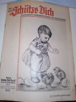 German MAGAZINE 1935 - Lots Of Photos pre WW2 Very Interesting * See Photos
