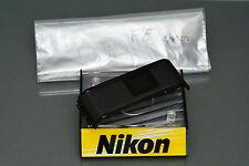nikon Fe part, back door, mint (99,9%), original, NOS
