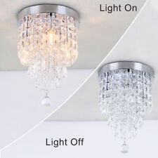 Mordern Chandelier Crystal Ceiling Light Fixture Pendant Lighting Hanging Lamp
