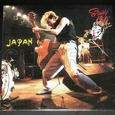 Double album rouge vinyle double LP: stray cats Japon-Live 1990 (2 x red wax)