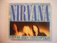 NIRVANA : SMELLS LIKE TEEN SPIRIT ♦ CD SINGLE PORT GRATUIT ♦