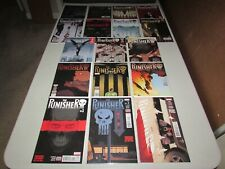 PUNISHER  #1 - 17  (Complete Series)