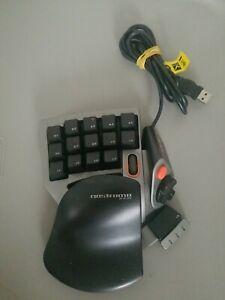 Belkin Nostromo SpeedPad N52 Wired Gaming USB Keyboard Gamepad Controller