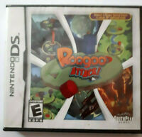 Roogoo Attack (Nintendo DS, 2009) NEW SEALED