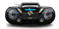 Philips AZB798T Radio-Tuner /Kassettendeck /CD-Player  Tragbare Stereoanlage