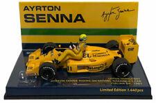 Minichamps Lotus Honda 99T Italian GP 1987 - Senna/Nakajima 'Taxi' 1/43 Scale