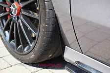 Mercedes Benz Arch/Stone/Mud Guards Satin Black A45 AMG A Class CLA W176 B Class