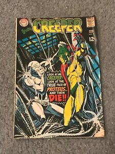 Beware of The Creeper DC COMICS #5 February 1969 GOOD CONDITION