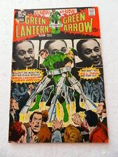 Green Lantern  84 . N . Adams / B. Wrightson   - DC 1971 - FN - minus