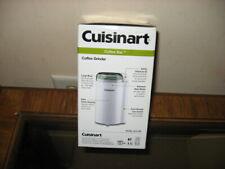 Cuisinart DCG-20N Coffee Bar Coffee Grinder New in Original Box.