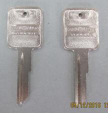 Rare Original FREIGHTLINER TRUCKS Keys Nickel NOS New Old Stock Keys