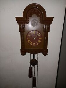 Mechanical cuckoo clock 1980s USSR