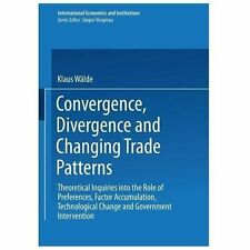 International Economics and Institutions: Convergence, Divergence and...