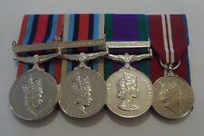 OSM Congo, Afghanistan, Ireland, Diamond Jubilee, Mounted Medals, Full Size