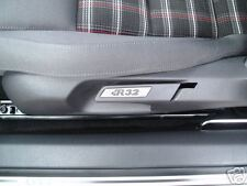 VW Golf MK5 MK6 Alliage R32 Trim Seat Inserts Paire