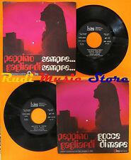 LP 45 7'' PEPPINO GAGLIARDI Sempre Gocce di mare 1971 italy KING cd mc dvd*