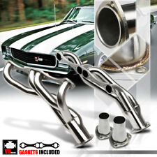 SS Mid-Length Exhaust Header Manifold for A/F/G Body Small Block Chevy Clipster
