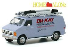 Greenlight 1/43 Home Alone Oh-Kay Plumbing & Heating 1986 Dodge Ram Van 86560