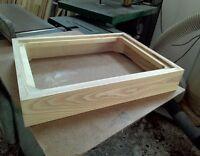 cabinet amplificatore plinto valvolare giradischi plinth mobile in legno