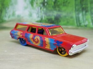 Hotwheels '64 Chevy Nova Wagon - Excellent Condition